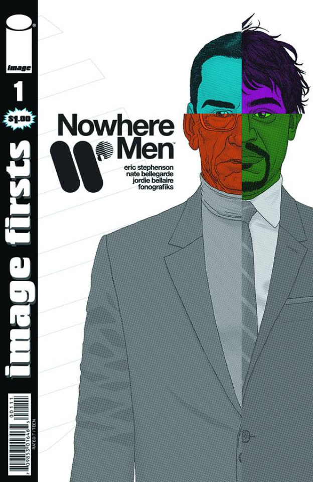 Nowhere Men #1 (Image Firsts)