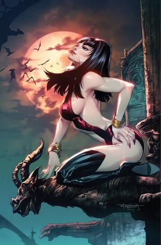 Vengeance of Vampirella #15 (10 Copy Segovia Virgin Cover)