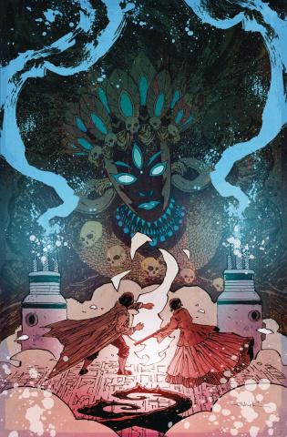 Witchfinder: The Reign of Darkness #5