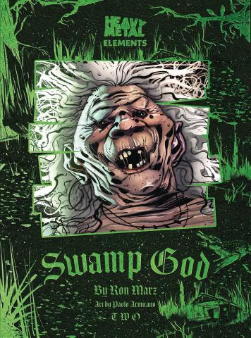 Swamp God #2