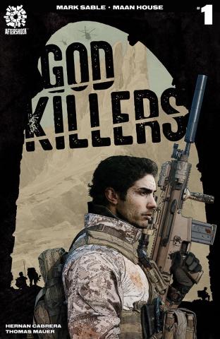 Godkillers #1 (15 Copy Bradstreet Cover)