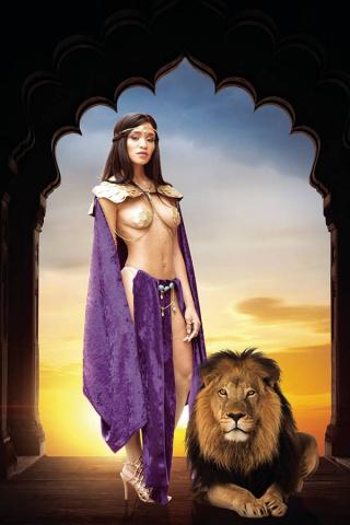 Dejah Thoris #11 (30 Copy Mai S Cosplay Virgin Cover)