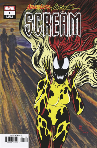 Absolute Carnage: Scream #1 (Allred Codex Cover)
