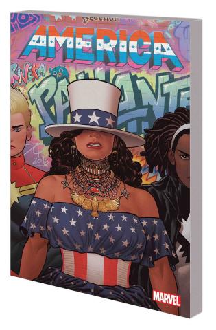 America Vol. 1: Queen A