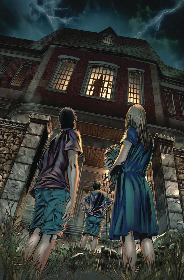 Grimm Tales of Terror: The Bridgewater Triangle #2 (Vitorin Cover)