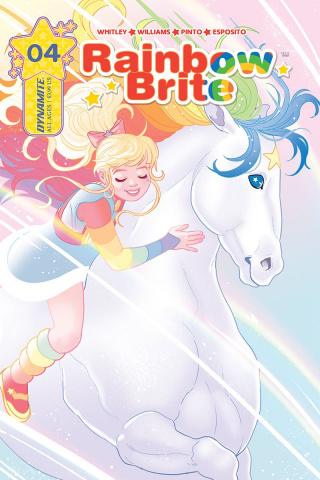 Rainbow Brite #4 (Ganucheau Cover)