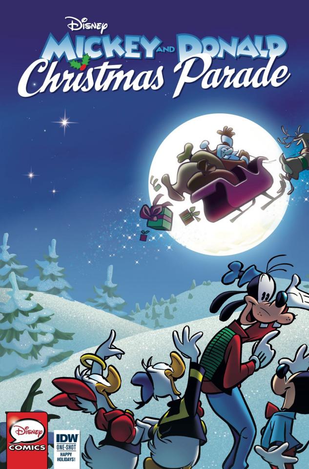 Mickey and Donald: Christmas Parade