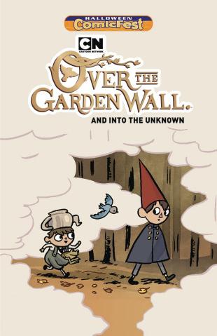 Over the Garden Wall (Halloween ComicFest 2018)