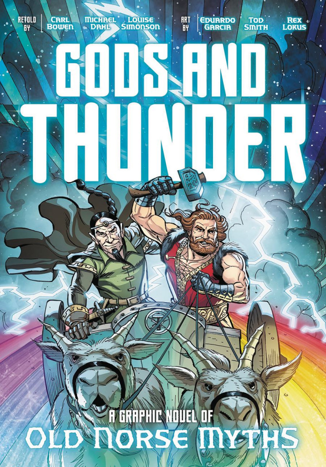 Gods and Thunder: Old Norse Myths