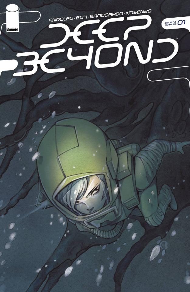 Deep Beyond #1 (Momoko Cover)