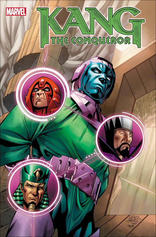 Kang the Conqueror #2 (Pacheco Cover)