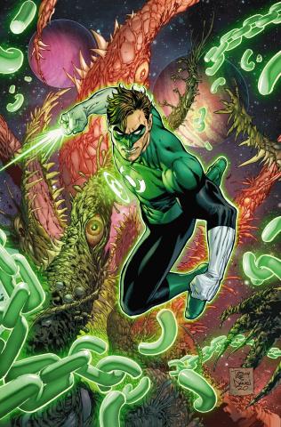 Green Lantern, Season 2 #6 (Tony Daniel Cover)