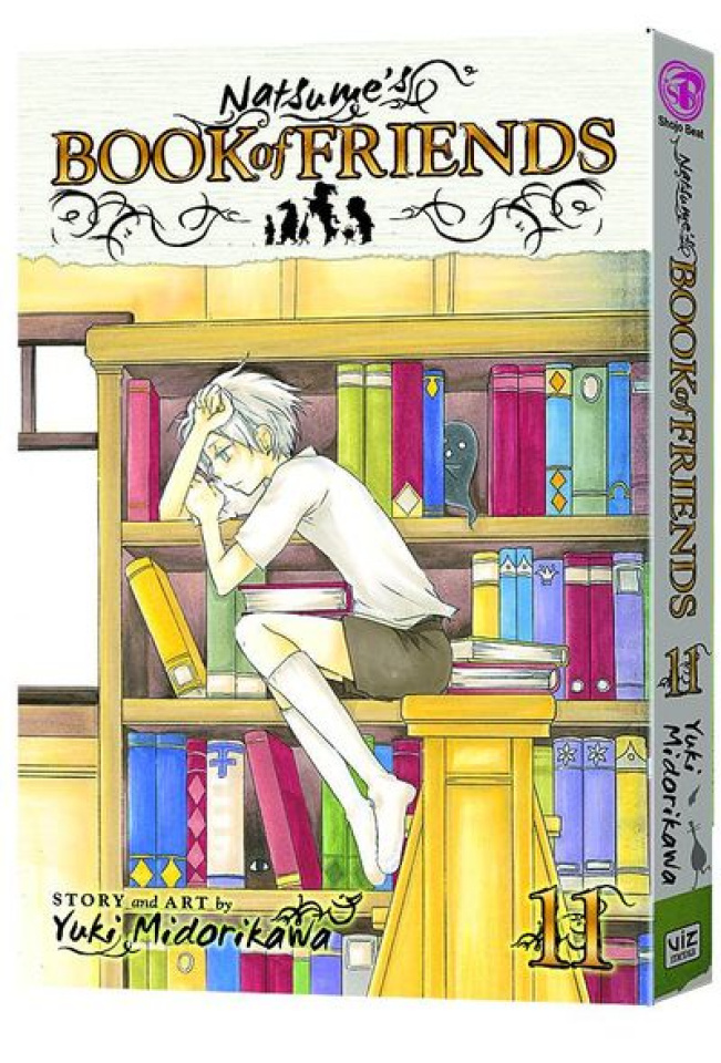 Natsume's Book of Friends Vol. 11