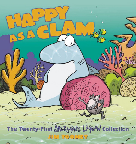 Sherman's Lagoon: Happy as a Clam