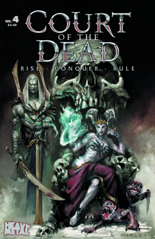 Court of the Dead #4