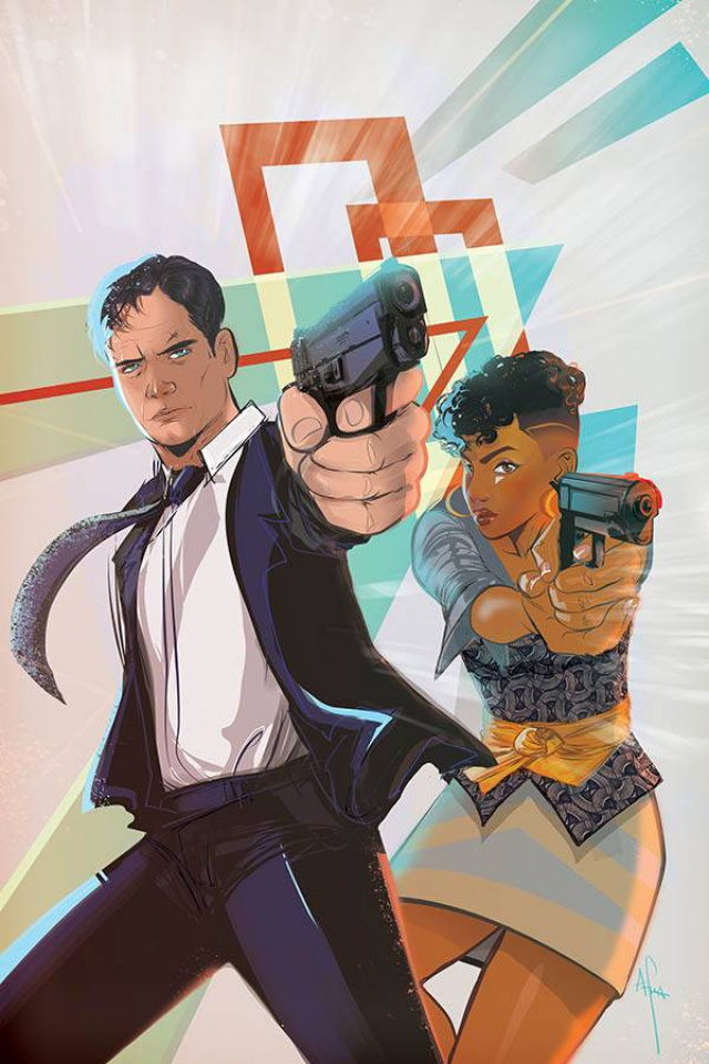 James Bond #6 (Richardson Virgin Cover)