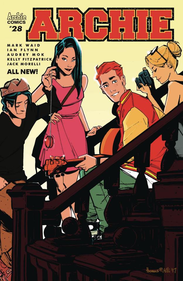 Archie #28 (Pitilli Cover)