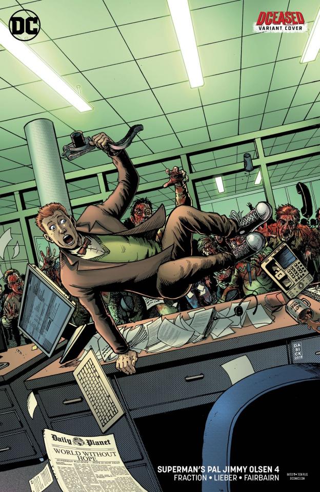 Superman's Pal Jimmy Olsen #4 (Variant Cover)