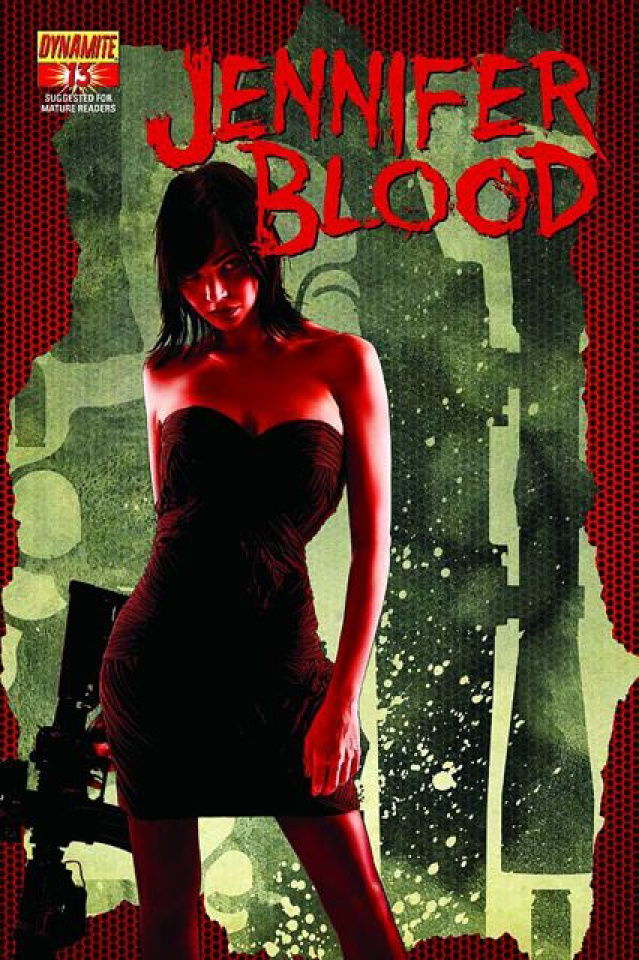Jennifer Blood #13
