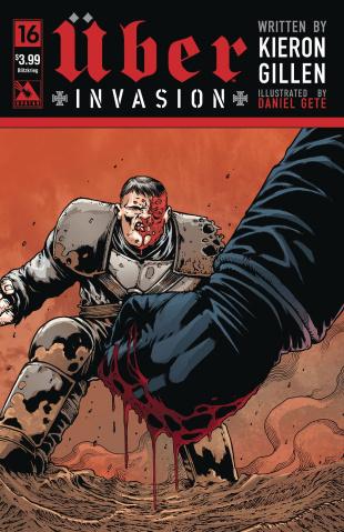 Über: Invasion #16 (Blitzkreig Cover)