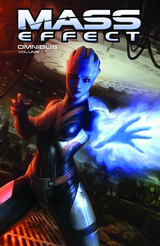 Mass Effect Vol. 1 (Omnibus)