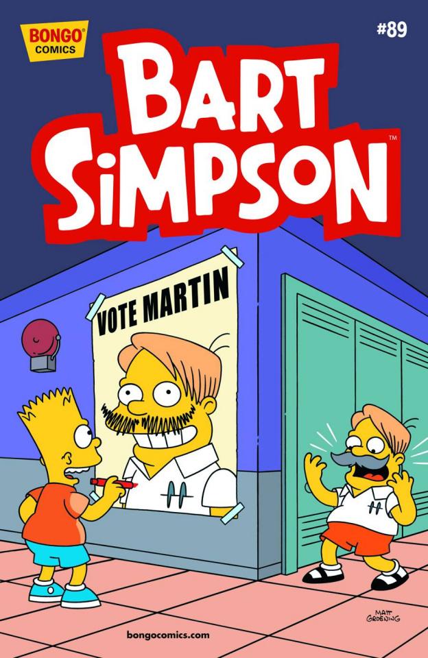 Bart Simpson Comics #89