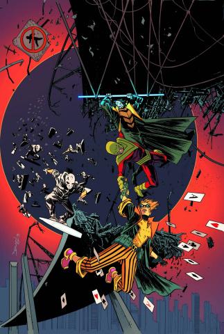 Forever Evil: Rogues Rebellion #5
