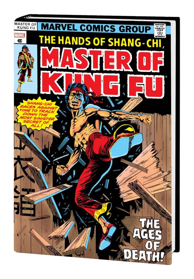 Shang-Chi: Master of Kung Fu Vol. 2 (Omnibus)
