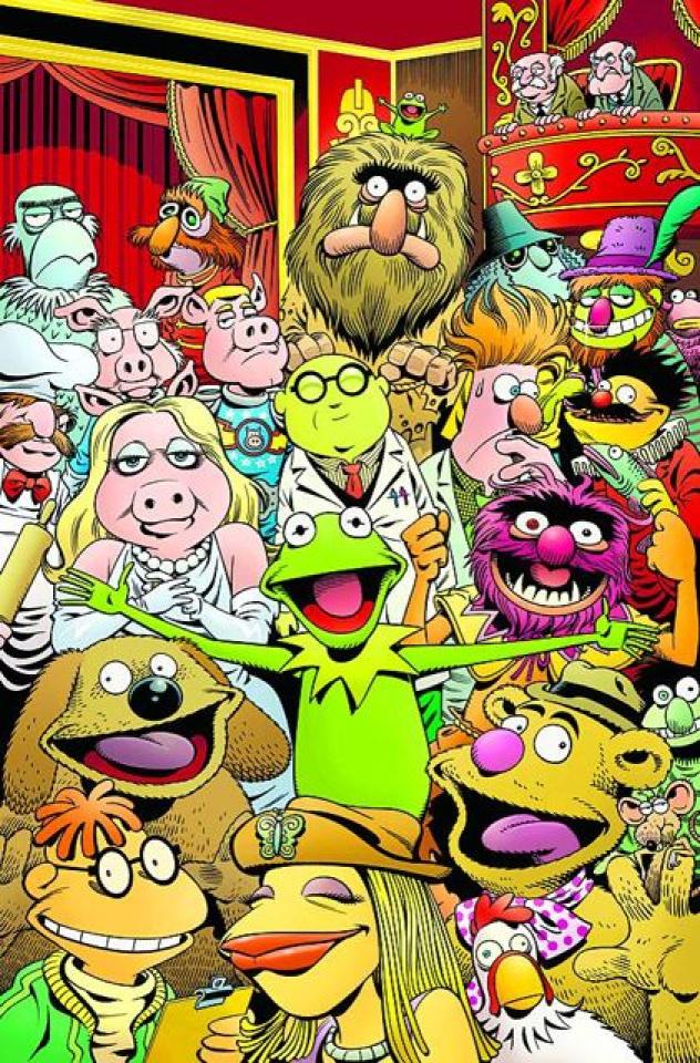 Disney Muppets Presents: Meet the Muppets #1