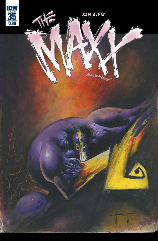 The Maxx: Maxximized #35