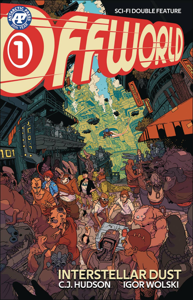 Offworld: Sci-Fi Double Feature #1 (Fist Full of Dollars Pack)