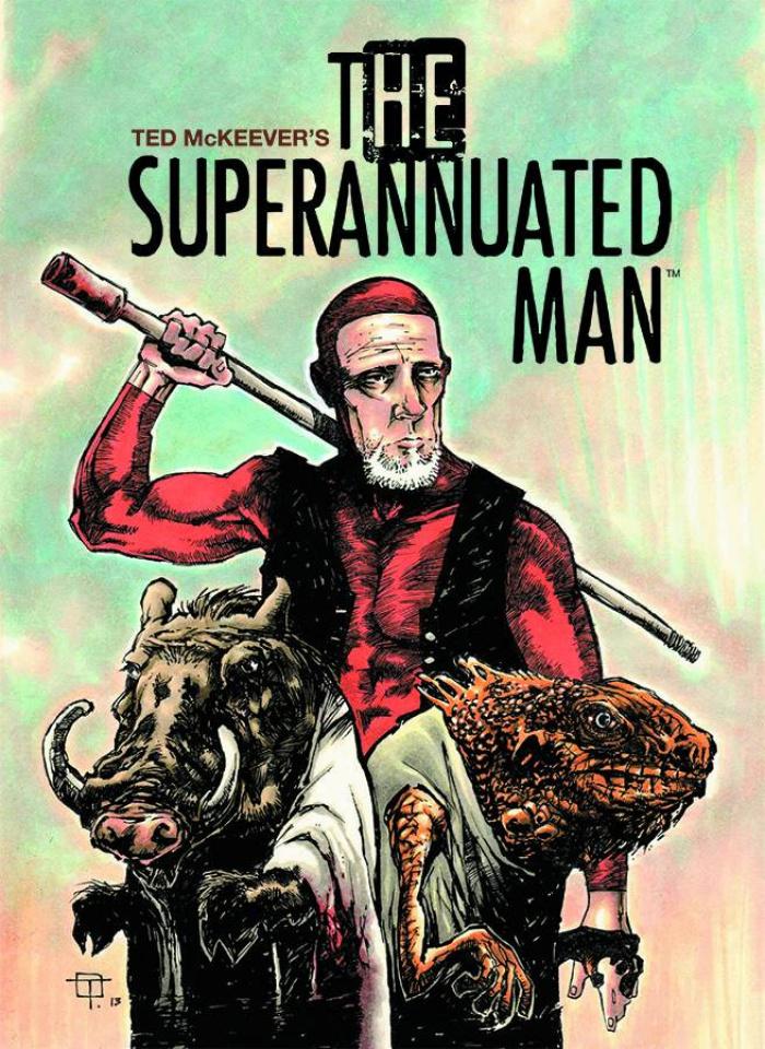 The Superannuated Man #3
