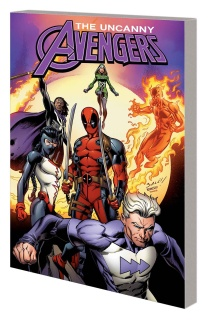 The Uncanny Avengers: Unity Vol. 2: The Man Who Fell To Earth