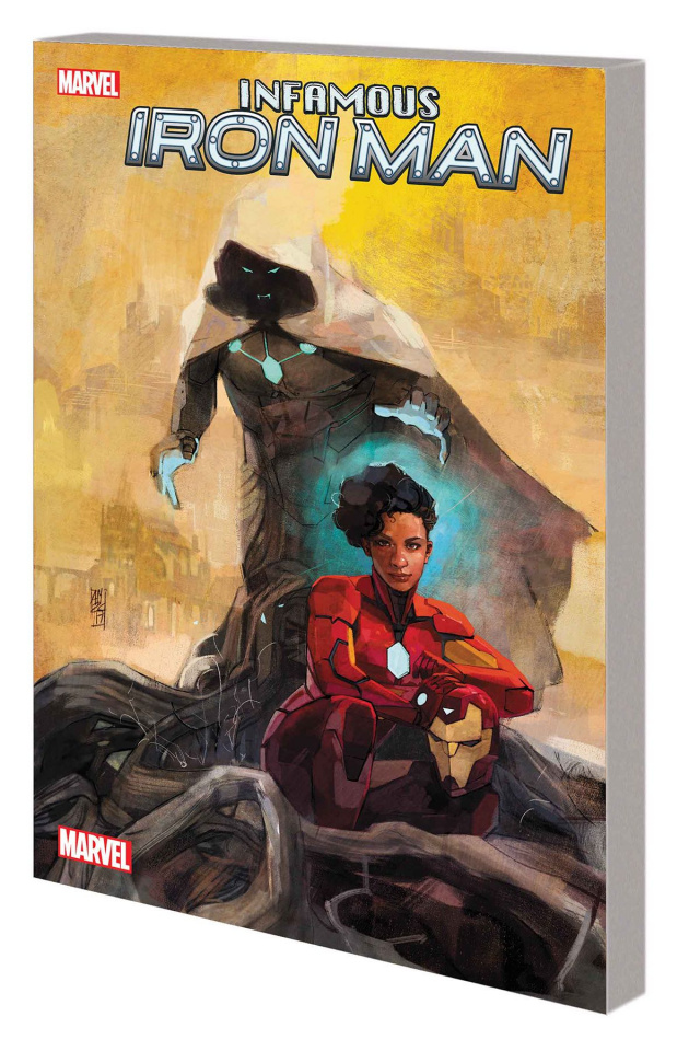 Infamous Iron Man Vol. 2: Absolution of Doom