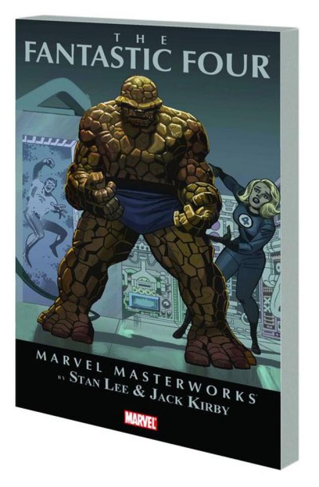 Fantastic Four Vol. 6 (Marvel Masterworks)