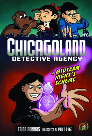 Chicagoland Detective Agency Vol. 6: A Midterm Night's Scheme