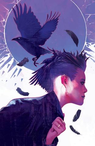 An Unkindness of Ravens #3 (Khalidah Cover)