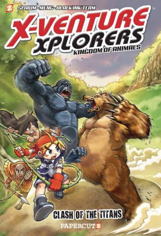 X-Venture Xplorers Vol. 2: Clash of the Titans