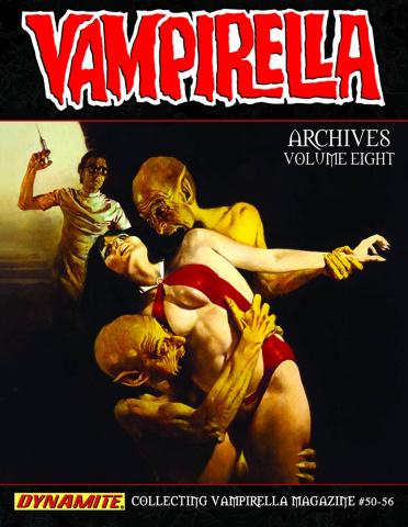 Vampirella Archives Vol. 8