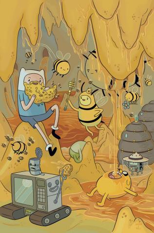 Adventure Time #62