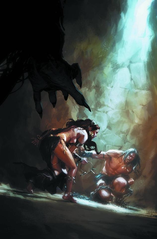 King Conan: Hour of the Dragon #2