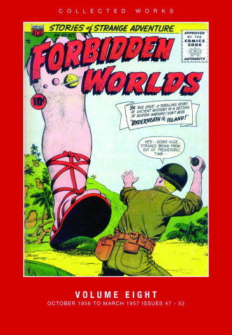 Forbidden Worlds Vol. 8