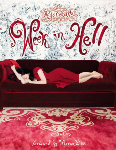 The Art of Molly Crabapple Vol. 1: Week in Hell