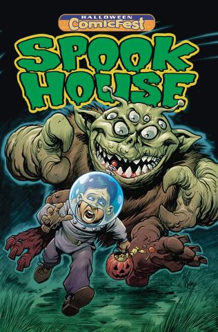 Spook House (Halloween Comic Fest)