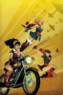 DC Comics Bombshells #1