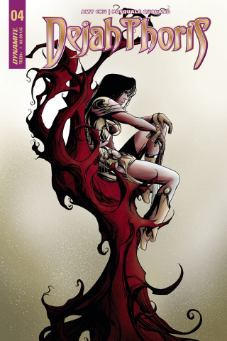 Dejah Thoris #4 (McKone Cover)