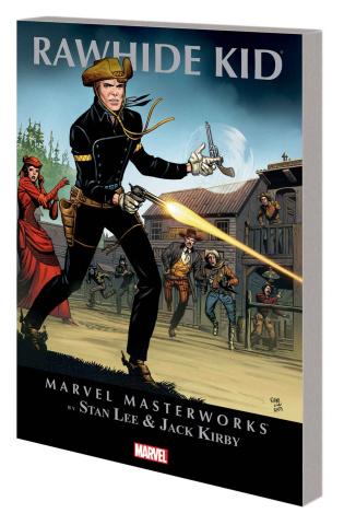 Rawhide Kid Vol. 1 (Marvel Masterworks)