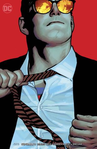 Superman #3 (Hughes Cover)