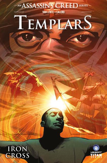 Assassin's Creed: Templars Vol. 2: The Cross of War
