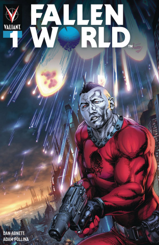 Fallen World #1 (Turnbull Cover)